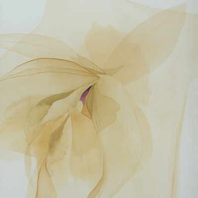 [A0111-0016] 별에 비친 꽃 2