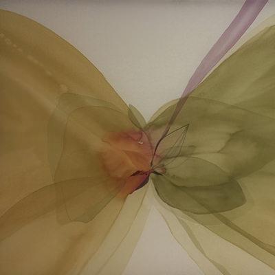 [A0111-0021] 투명한 날개짓