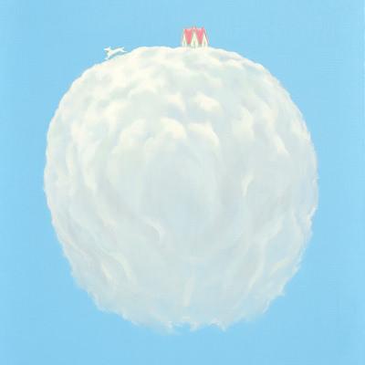 [A0113-0001] 어느 날 구름-my home