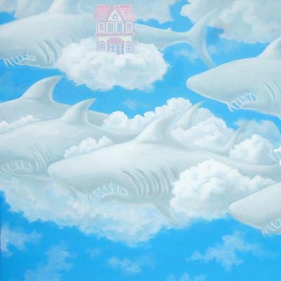 [A0113-0008] 어느 날 구름