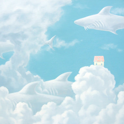 [A0113-0014] 어느 날 구름-my home