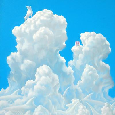 [A0113-0018] 어느 날 구름