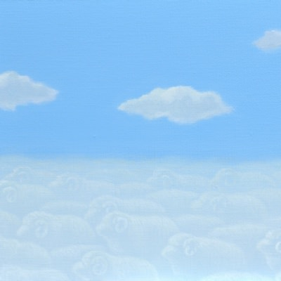 [A0113-0025] 어느 날 구름