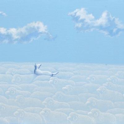 [A0113-0027] 어느 날 구름-구름찾기
