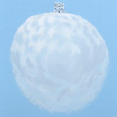 [A0113-0029] 어느 날 구름-my castle