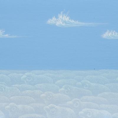 [A0113-0031] 어느 날 구름-바람과 함께 가다