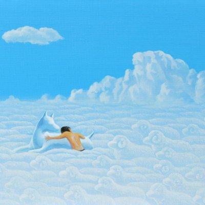 [A0113-0047] 어느날구름-사랑해