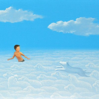 [A0113-0048] 어느날구름-안녕2