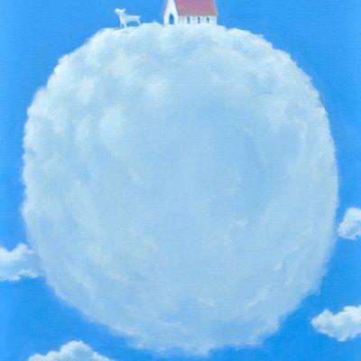 [A0113-0063] 어느 날 구름-my home