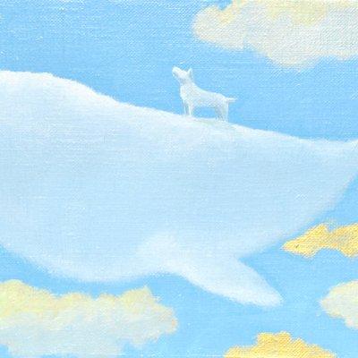 [A0113-0064] 어느 낡 구름-여행가다