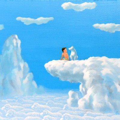 [A0113-0075] 어느날구름 - We