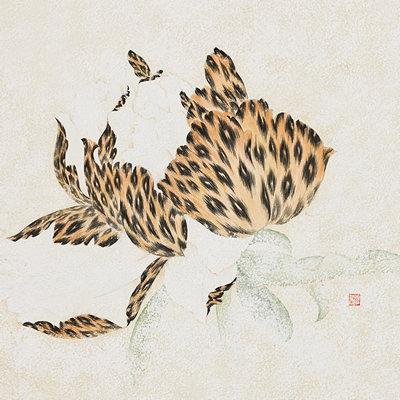 [A0116-0008] Leopard Flower2