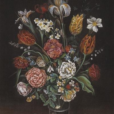[A0116-0027] Leopard Flower1