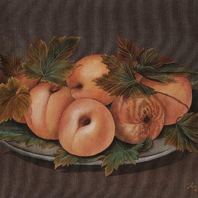 [A0116-0055] Leopard peach