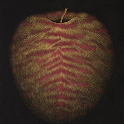 [A0116-0064] Leopard Apple-Desire