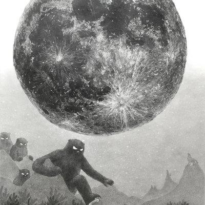 [A0117-0019] fearytale22(보름달이 뜨는 밤에는 늑대가 운다)