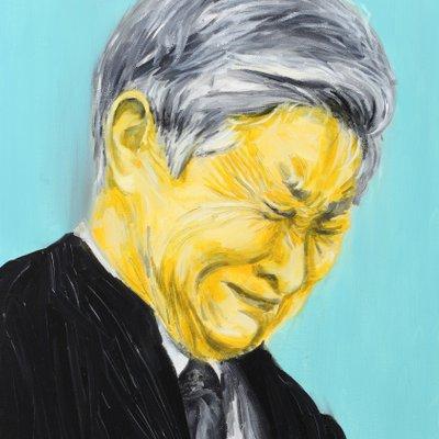 [A0125-0031] 나이 든 남자의 눈물