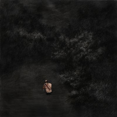[A0140-0016] 물속의 남자