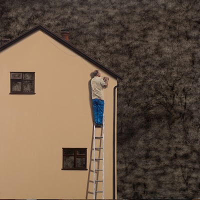 [A0140-0019] A ladder work