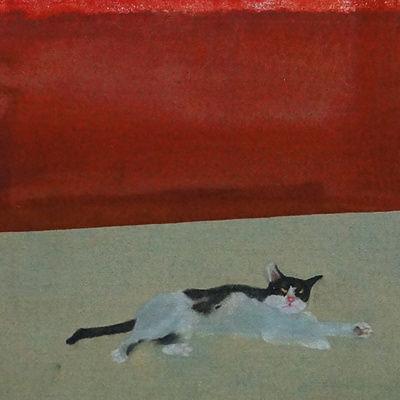 [A0141-0014] 도둑 고양이