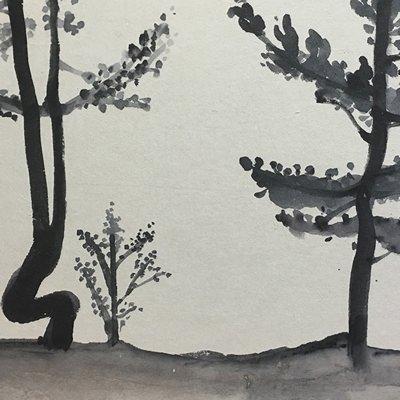 [A0141-0043] 세그루 나무