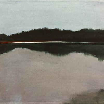 [A0141-0066] 호수