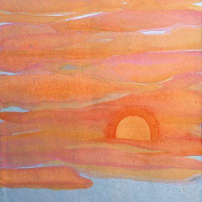 [A0141-0084] 해돋이