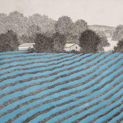 [A0143-0039] 밭