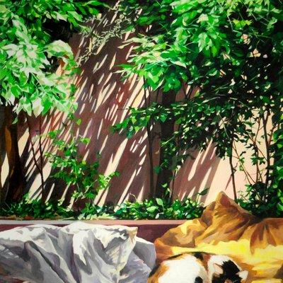 [A0149-0086] DOOR-아침햇살(Morning sun)
