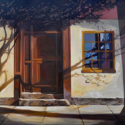 [A0149-0095] DOOR-겨울오후(Winter afternoon)