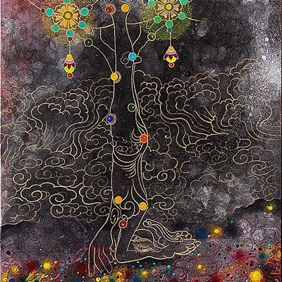 [A0153-0007] Jewelry Tree