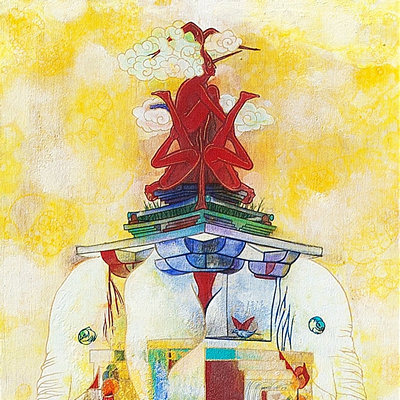 [A0153-0023] BuddhaⅡ