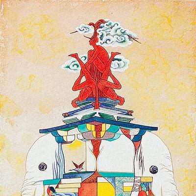 [A0153-0024] BuddhaⅠ