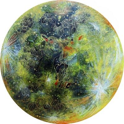 [A0153-0043] Full Moon