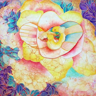 [A0153-0047] 삶을 사랑으로 채우다-#2. 花鳥(화조)