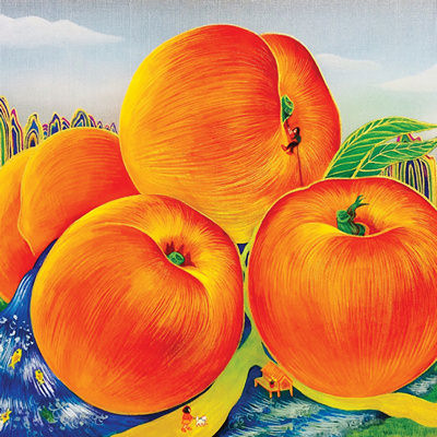 [A0154-0001] Orange Paradise - 산책길