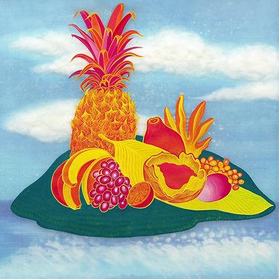 [A0154-0006] Orange Paradise - 환상의 섬Ⅱ