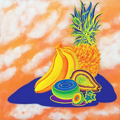 [A0154-0007] Orange Paradise - 환상의 섬Ⅲ