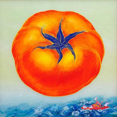 [A0154-0010] Orange Paradise - 달토마토Ⅰ