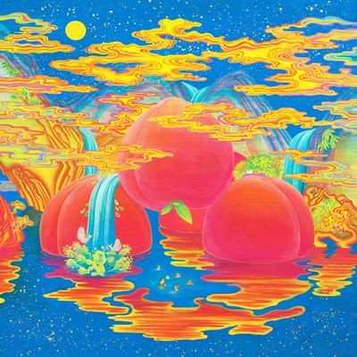 [A0154-0021] Peach Paradise