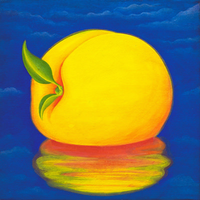 [A0154-0025] Peach Paradise Ⅱ