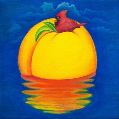 [A0154-0027] Peach Paradise Ⅳ