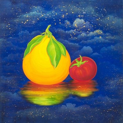 [A0154-0028] Fruits Paradise