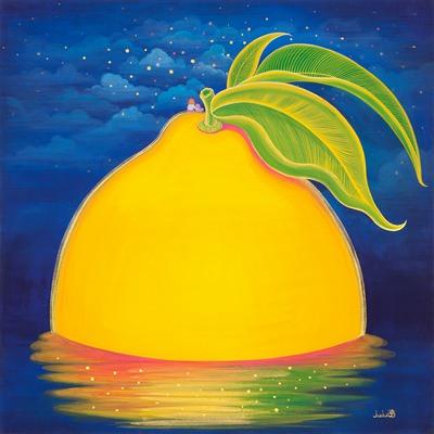 [A0154-0033] Lemon Paradise