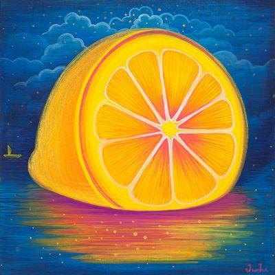 [A0154-0036] Lemon Paradise
