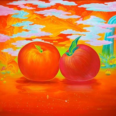[A0154-0037] Fruits Paradise