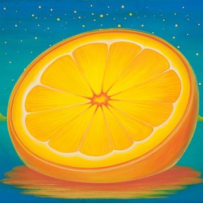[A0154-0042] Orange Paradise