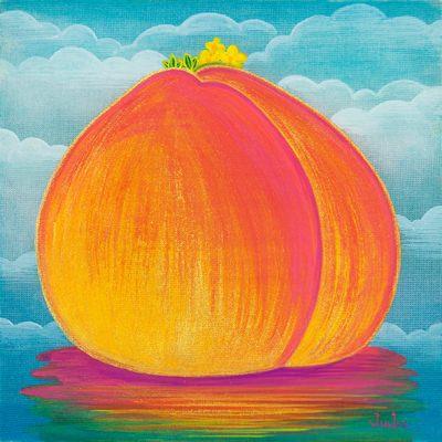 [A0154-0043] Peach Paradise Ⅱ