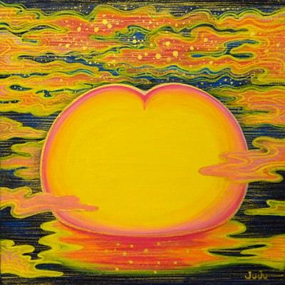 [A0154-0045] Peach Paradise
