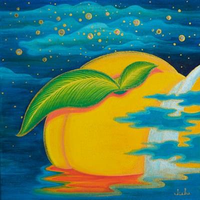 [A0154-0046] Peach Paradise